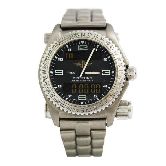 Vintage Breitling Gents Emergency E56321 Watch