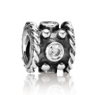 Pandora Abstract Crown Bead