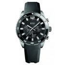 Hugo Boss Chronograph Rubber Strap Watch